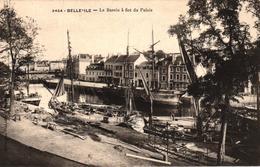 BELLE ILE EN MER -56- LE BASSIN A FLOT DU PALAIS - Belle Ile En Mer