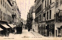 LORIENT -56- LA RUE DES FONTAINES - Lorient