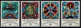 Liechtenstein 1977 - MiNr 669-972 - Tierkreiszeichen, Krebs, Löwe, Jungfrau, Waage - Liechtenstein