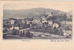 Schleiden - Gruss Aus Der Eifel (F W Brasselmann) - Burg-Reuland