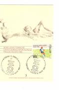 Italia-Italie-Italy Maximum Card-Carte Maximum Football Championship-Championnat Europa Torino 1980  PR4737 - Championnat D'Europe (UEFA)