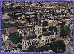 Carte Postale 51. Epernay Vue D'avion  Trés Beau Plan