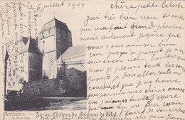 Anthines (sic) Anthisnes - Ancien Château Du Seigneur De Wal (1904) - Anthisnes