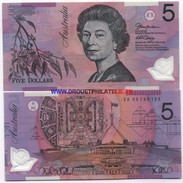 AUSTRALIE - Pk N° 57 - De 5 Dollars Comme Neuf - Collections, Lots & Series