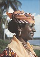 X116616 GUYANE FRANCAISE FOLKLORE GUYANAIS JEUNE FEMME CREOLE EN COIFFE TRADITIONELLE - Guyane