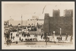 East Africa & Gold Coast, British Empire Exhibition, 1924 - Fleetway RP Postcard - Exhibitions