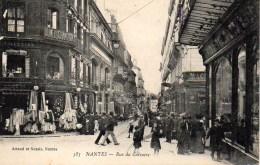 44 NANTES  Rue Du Calvaire (très Animée) - Nantes