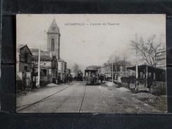 F06 - 31 - Aucamville - L'Arrivée Du Tramway - Edition Clemence Isaure - France