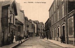 VANNES -56- LA RUE DU ROULAGE - Vannes