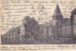 Dolhain - Limbourg - La Justice De Paix (animée, 1904) - Limbourg