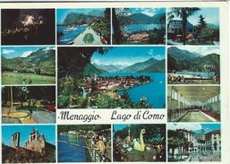Lago Di Como  -  Menaggio  Views   Italy.   # 06199 - Como
