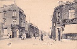 Amay - Chaussée De Liège (animée, Légia, Delhaize, Boulangerie, 192x) - Amay