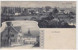 Le Mouret - 1927      (P-43-50115) - FR Freiburg