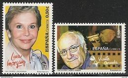 2017-ED. 5144 Y 5155 SERIE COMPLETA - Cine Español. Lina Morgan,Vicente Aranda - NUEVO-