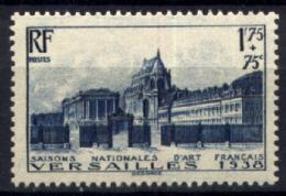 Francia 1938 Unif. 379 **/MNH VF/F