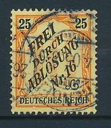 D. Reich Dienst. Nr. 14 ~ Michel 70,-- Euro