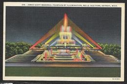 DETROIT James Scott Memorial MI - Detroit