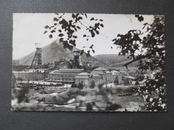 57 - Creutzwald - Carte Photo Dentelée - Puits III  - - Creutzwald