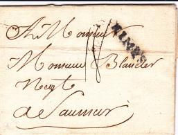 29 GARD - NIMES - 1775 - 1701-1800: Precursors XVIII