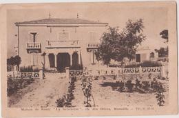"""MARSEILLE - Maison De Santé """" La Gracieuse """" Chemin Des Olives à Marseille ( Tél. N° 97-38 ). - Marsella"""