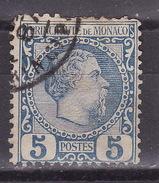 MONACO  1885  Mi 3  USED - Monaco