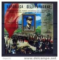 Thème Général De Gaulle - PARAGUAY Yvert BF 606 Neuf*** - De Gaulle (General)