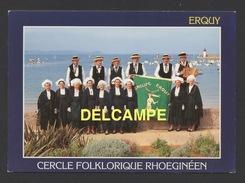 DF / 22 CÔTES D'ARMOR / ERQUY / LE CERCLE FOLKLORIQUE RHOEGINÉEN - Erquy