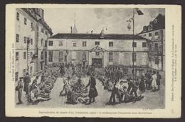 D 75 - ANCIEN PARIS - 526 - La Prison De Bicètre Vers 1835 - Départ Des Forçats Pour Le Bagne - France