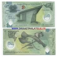 Papouasie Nlle Guinee - Pk N° 38 - Billet De 2 Kina Comme Neuf - Papouasie-Nouvelle-Guinée