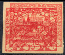 Stamp Czechoslovakia Double Print - Unused Stamps