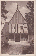 AK Klostersee Bei Marienwerder - Jugendherberge - Klasztorne - Ostpreussen - Ca. 1930 (29031) - Ostpreussen