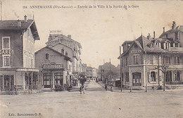 Annemasse - Entrée De La Ville - 1911     (A-39-150107) - Annemasse