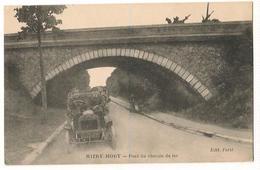 Mitry Mory - Pont Du Chemin De Fer - Tacot - Vieille Voiture - Mitry Mory