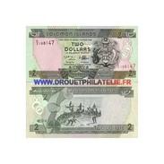SALOMON - Pk N° 18 - De 2 Dollars Comme Neuf - Salomonseilanden