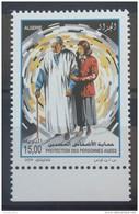 Algeria 2009 MNH Stamp - Protection Of The Elderly Population
