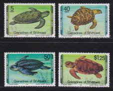Michel 156/159 - Cote 3.50 Euro - XX - St.Vincent & Grenadines