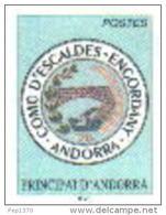 ANDORRA FRANCESA 2003 - ESCUT DE LA COMUNA DE LES ESCALDES ENGORDANY - YVERT 575
