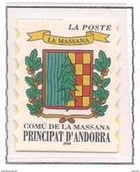 ANDORRA FRANCESA 1999 - ESCUDO DE LA MASSANA - YVERT Nº 512