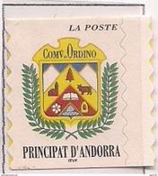 ANDORRA FRANCESA 1998 - ESCUDO DE ORDINO - YVERT Nº 502**