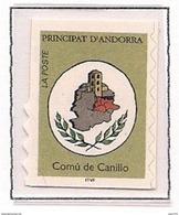 ANDORRA FRANCESA 1996 - ESCUDO DE CANILLO - YVERT Nº 478**
