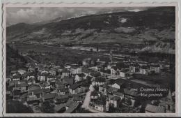 Chippis (Valais) Vue Generale - Photo: Perrochet No. 5043 - VS Valais