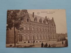SOMBEKE Pensionaat - Pensionnat ( Albert / Hofman ) Anno 19?? ( Zie Foto Details ) !! - Waasmunster