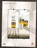 Portugal ** & Public Lifts Portugal 2010 - Blocks & Sheetlets