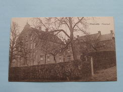 THIELRODE Hospitaal () Anno 19?? ( Zie Foto Details ) !! - Temse