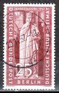 Berlin 1957 Mi. 173 Kulturrat Gestempelt (br1524)