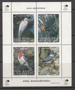 BIRDS Vogel Oiseaux 1993 Argentina Mi Bl 55 MNH (**) #6036