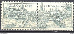 Poland 1998 - Polish Philatelic Exhibition - Mi 3724-25A From M/s 133A - MNH (**) Postfrisch