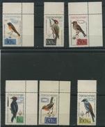 1964 Uccelli, Serie Di Cecoslovacchia, Serie Completa Nuova (**)
