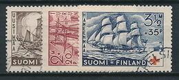 Finnland Nr. 199-201 ~ Michel 9,-- Euro
