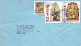 Malawi 1972 Mzimba Crivelli Florentine Madonna Christmas Cover